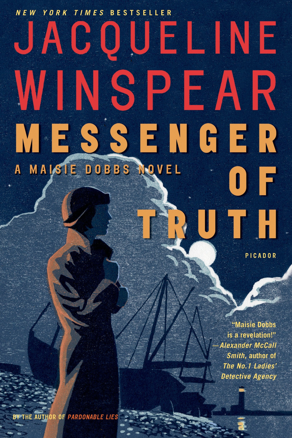 Messenger of Truth By: Jacqueline Winspear