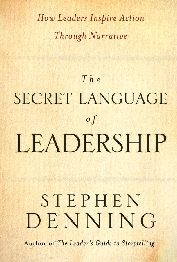 The Secret Language of Leadership