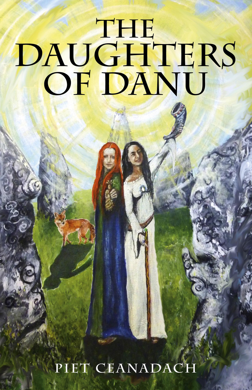 The Daughters of Danu By: Piet Ceanadach