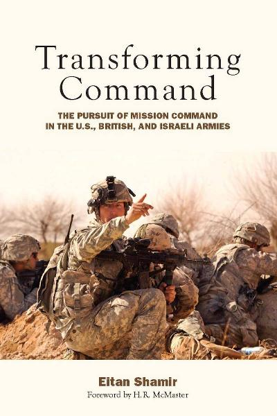 Transforming Command By: Eitan Shamir
