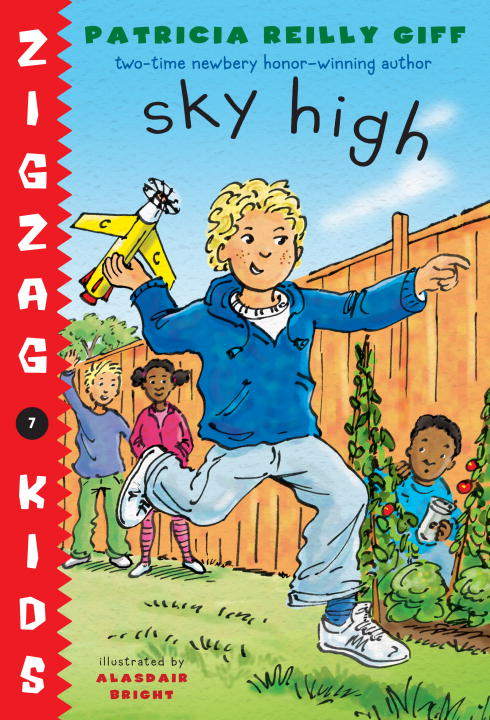 Sky High By: Patricia Reilly Giff