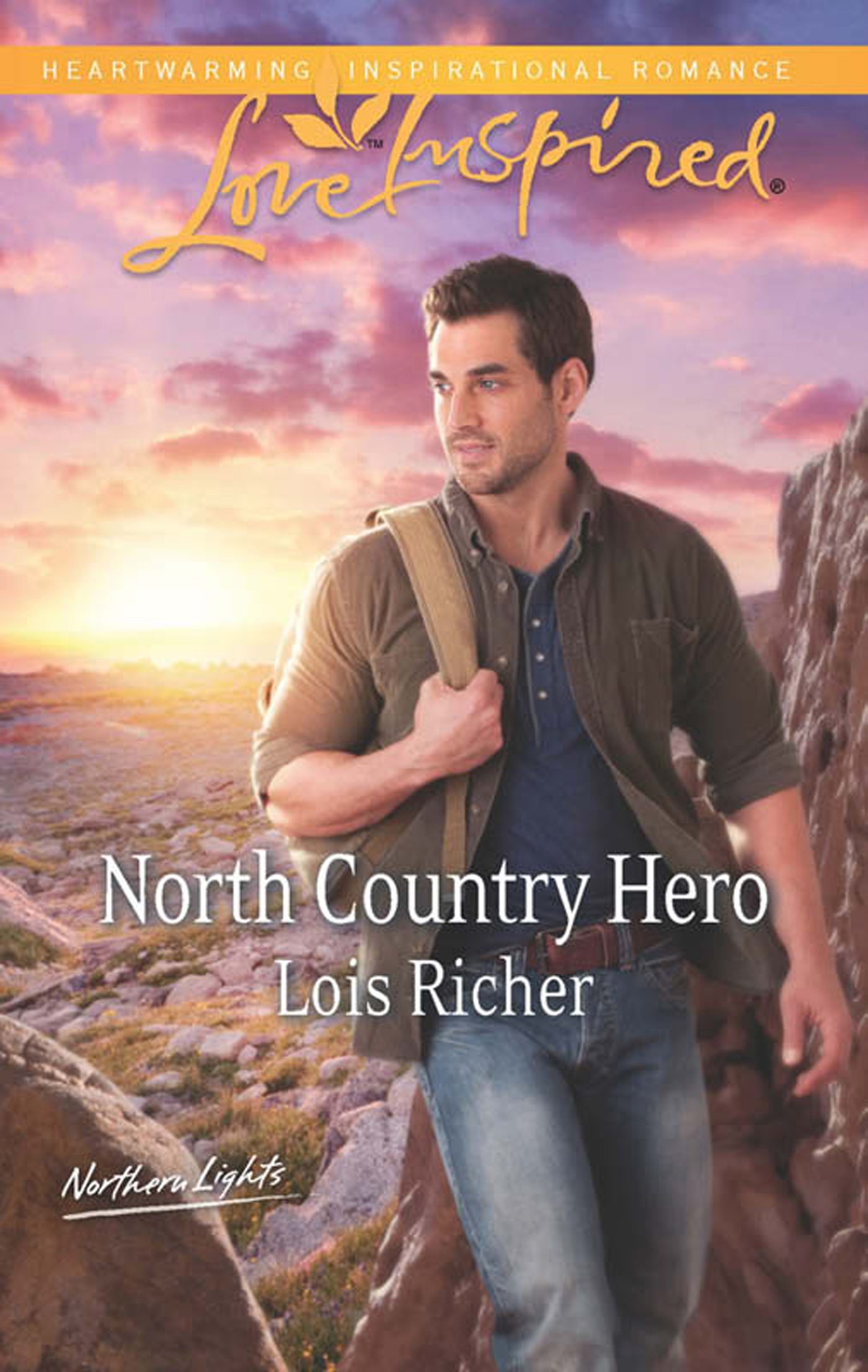 North Country Hero (Mills & Boon Love Inspired) (Northern Lights - Book 1)