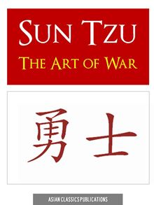 THE ART OF WAR By SUN TZU SUNZI SUN WU