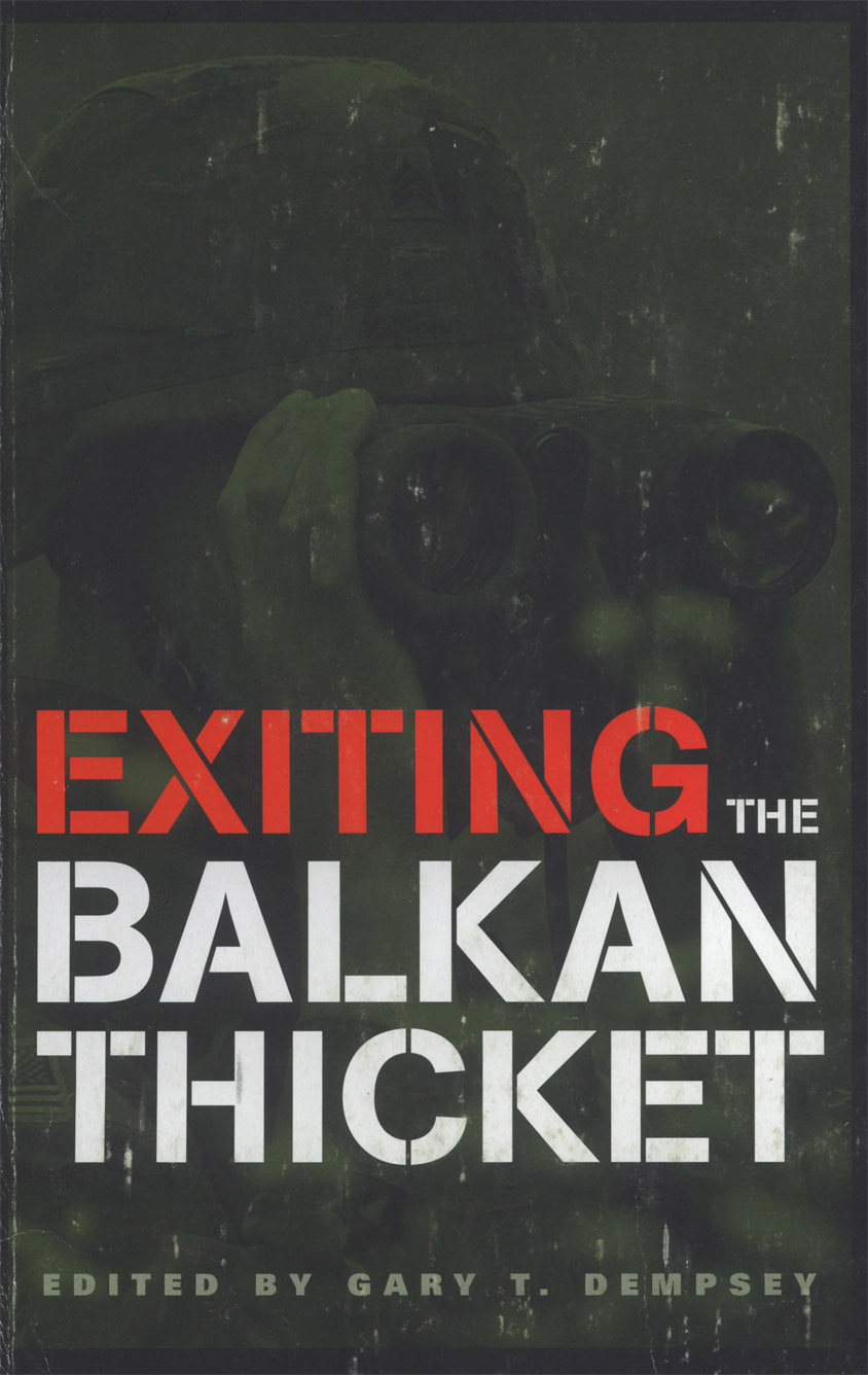 Exiting the Balkan Thicket