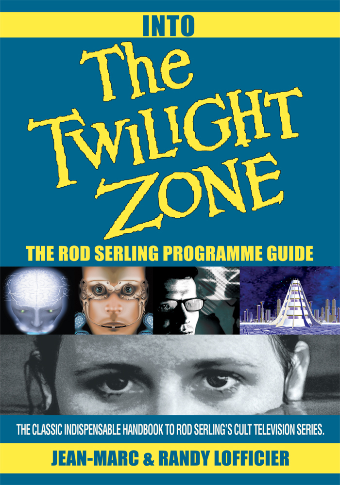 Into The Twilight Zone