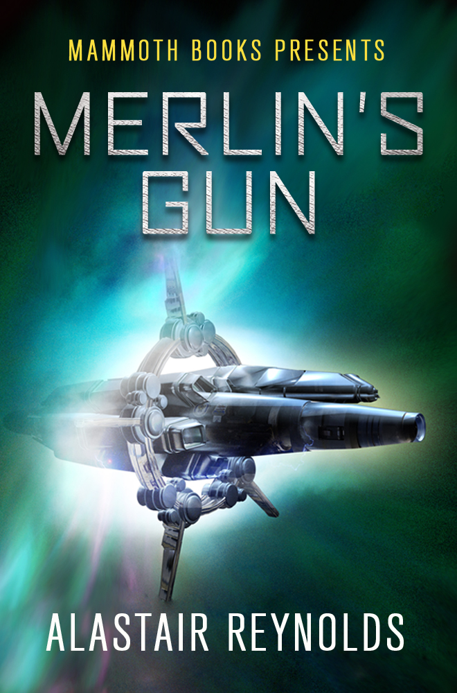 Mammoth Books presents Merlin's Gun