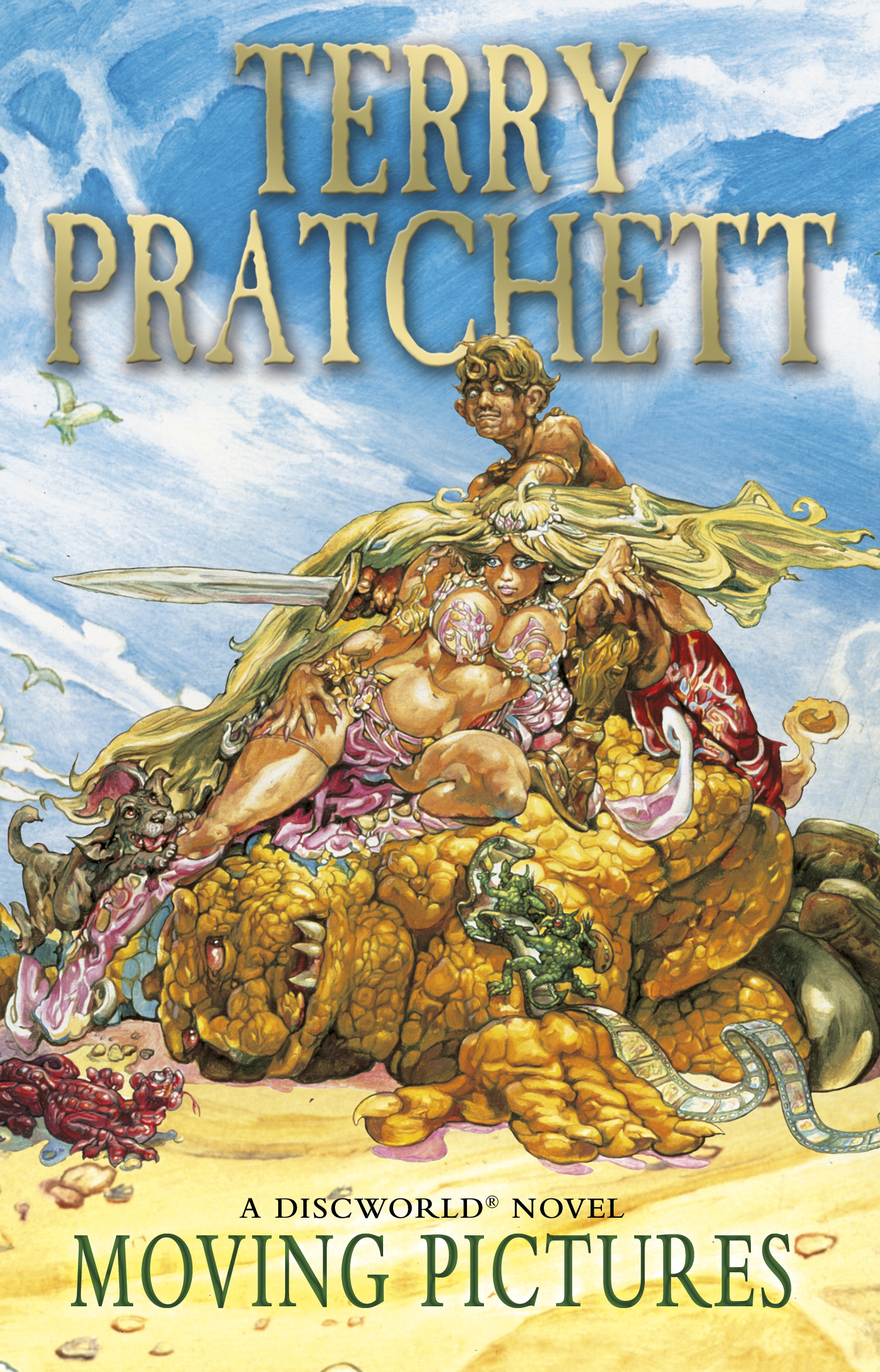 Moving Pictures (Discworld Novel 10)