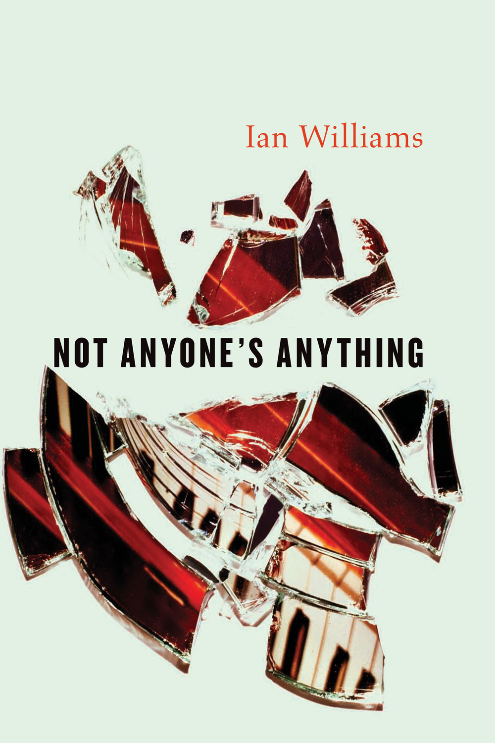Not Anyone`s Anything By: Ian Williams
