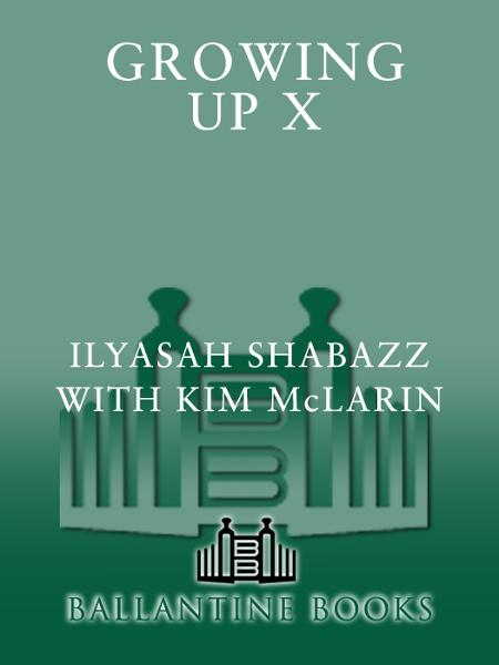 Growing Up X By: Ilyasah Shabazz