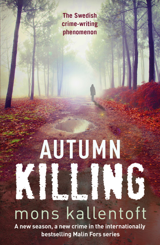 Autumn Killing Malin Fors 3