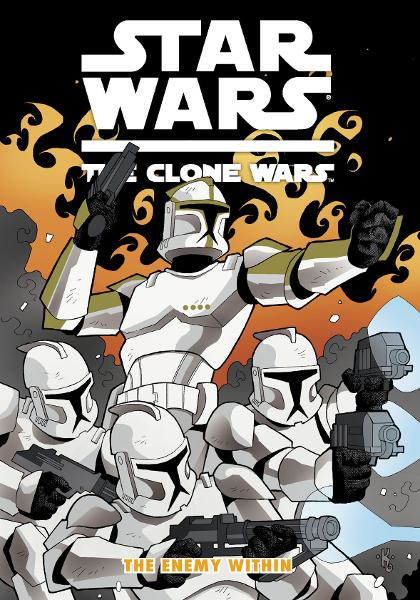 Star Wars: The Clone WarsThe Enemy Within  By: Jeremy Barlow, Brian Koschak (Artist)