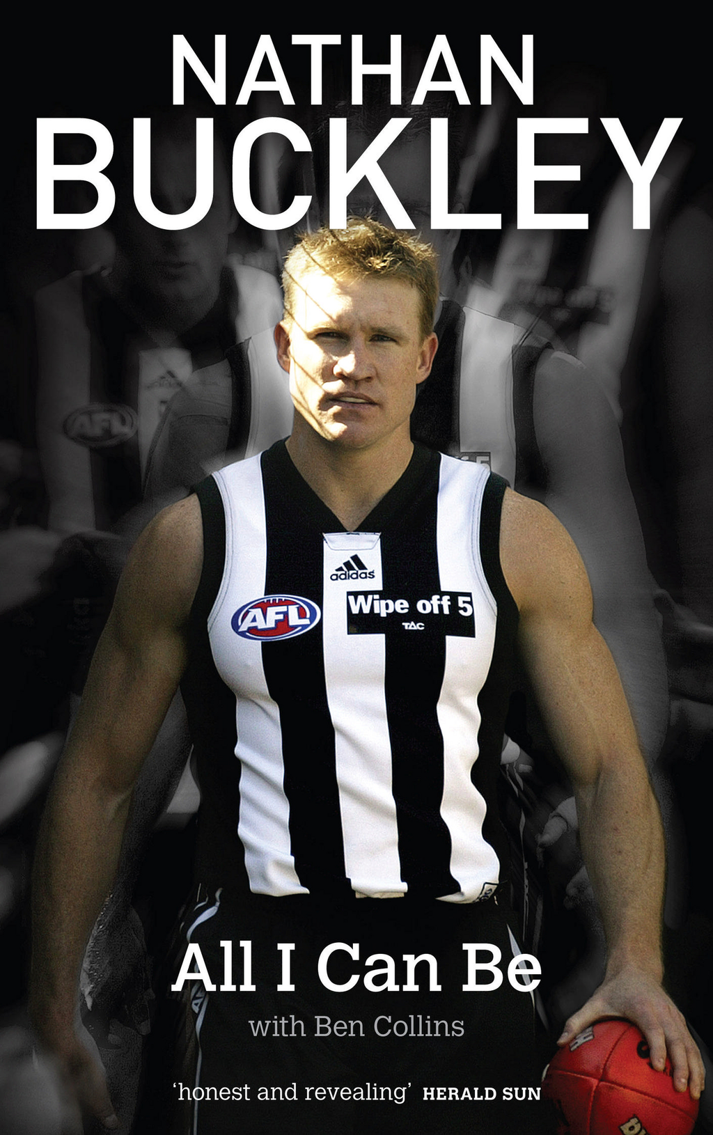 All I Can Be By: Nathan Buckley
