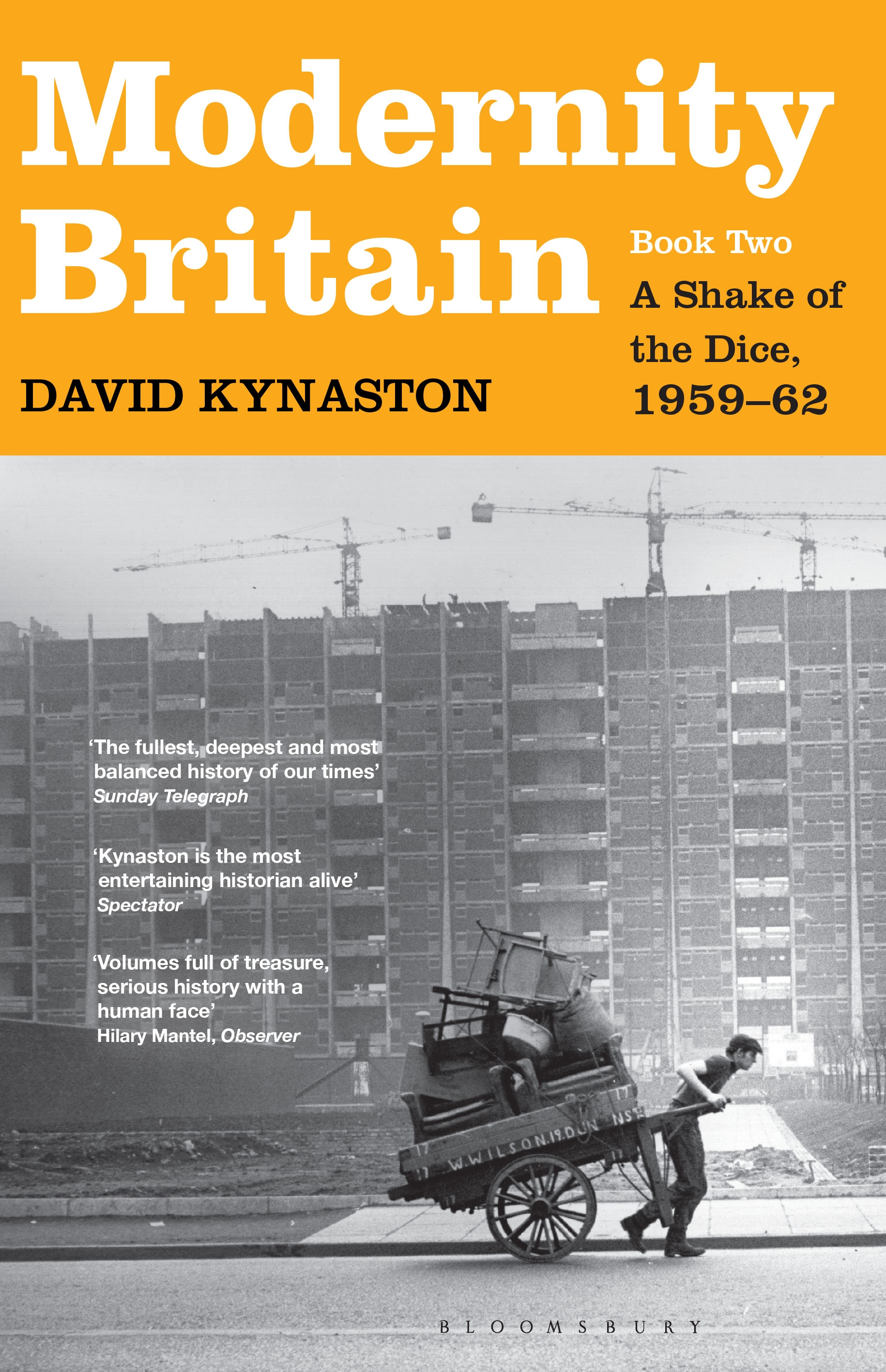 Modernity Britain Book Two: A Shake of the Dice,  1959-62