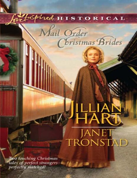 Mail-Order Christmas Brides (Mills & Boon Love Inspired Historical)