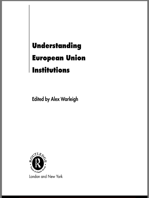 Understanding European Union Institutions