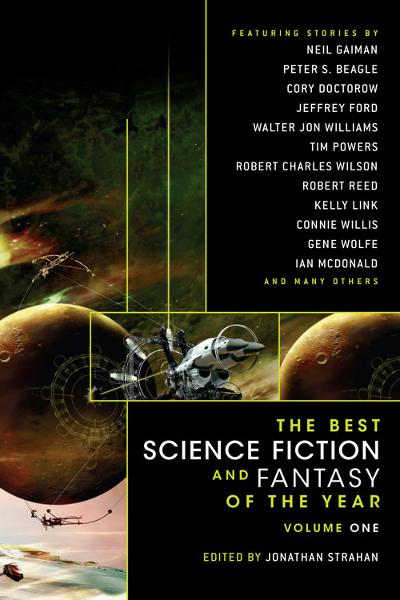 The Best Science Fiction and Fantasy of the Year By: