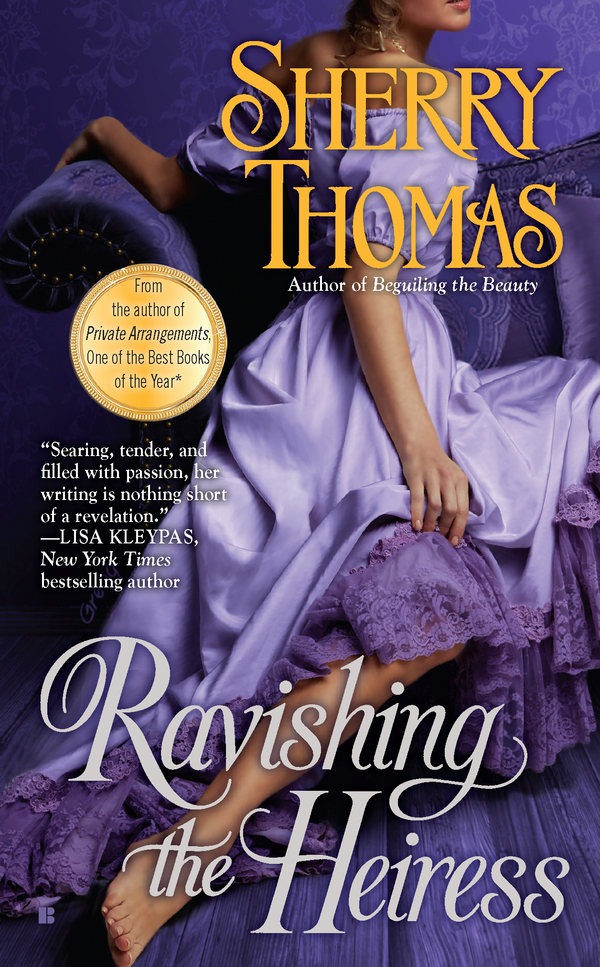 Ravishing the Heiress By: Sherry Thomas
