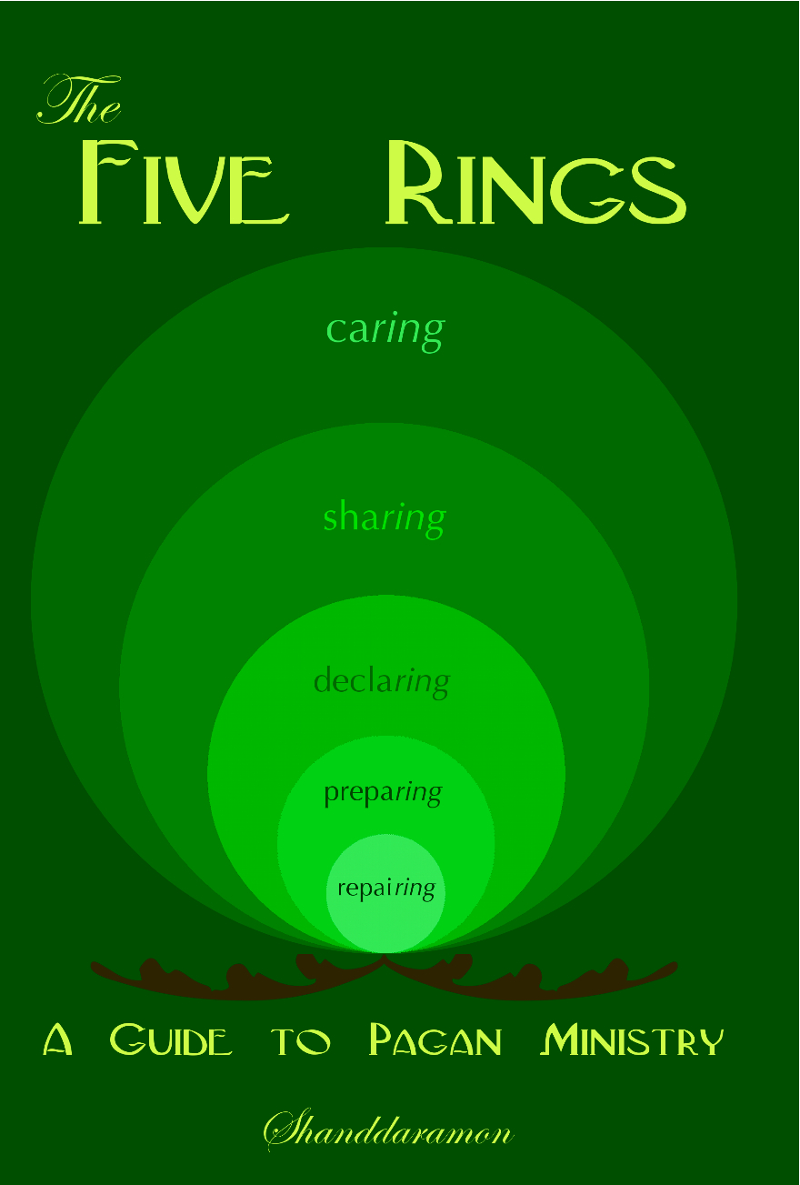 The Five Rings: A Guide to Pagan Ministry