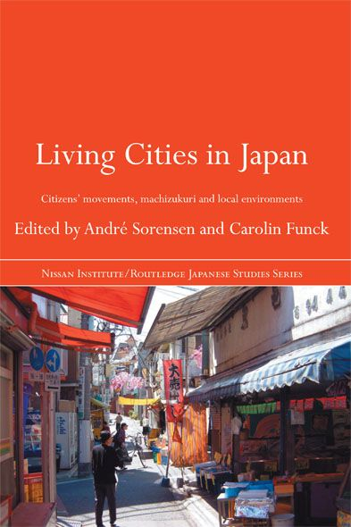 Living Cities in Japan By: