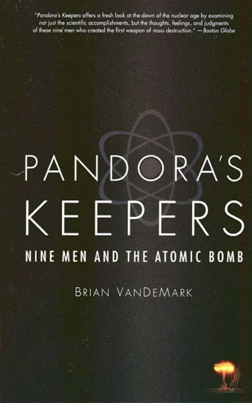 Pandora's Keepers By: Brian Van DeMark