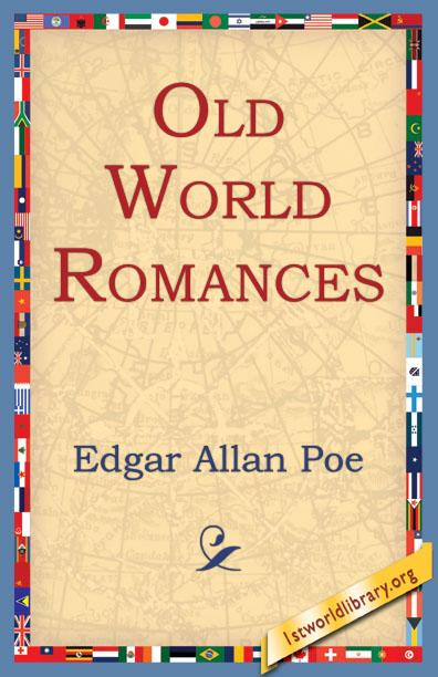 Book Cover: Old World Romances