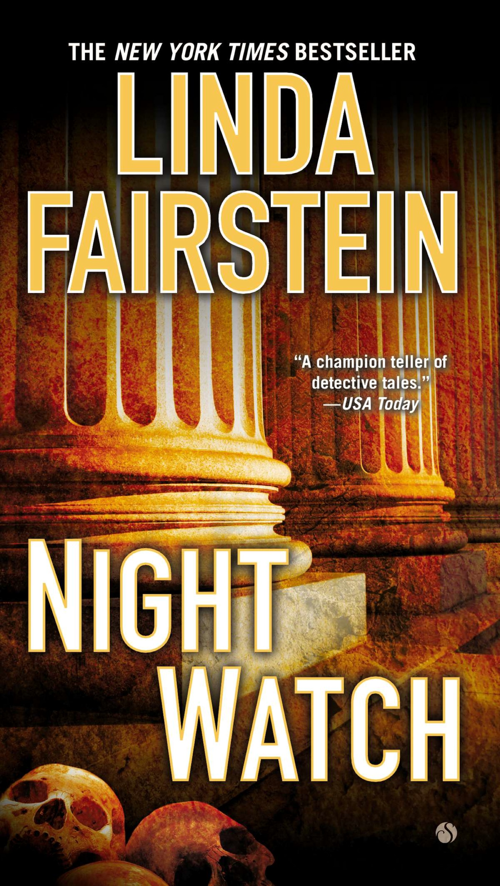 Night Watch By: Linda Fairstein