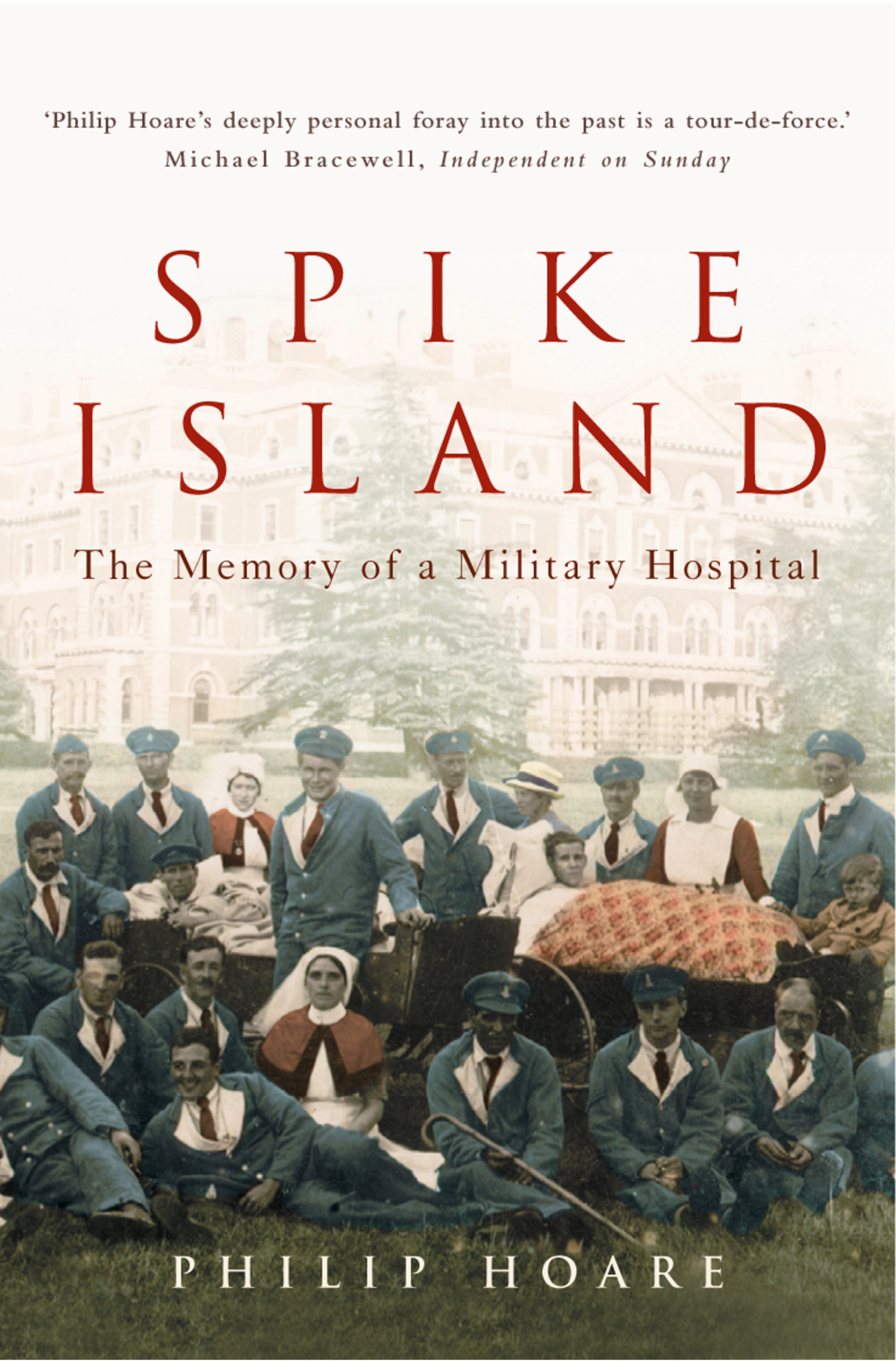 Spike Island: The Memory of a Military Hospital
