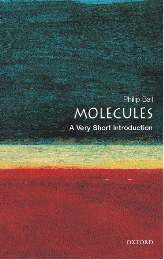 Molecules: A Very Short Introduction