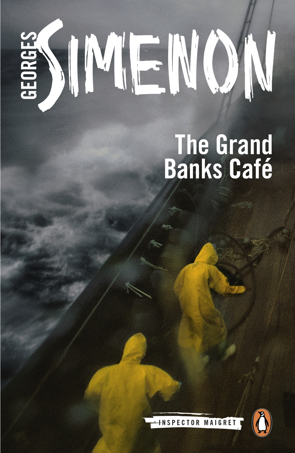 The Grand Banks Caf� Inspector Maigret #8