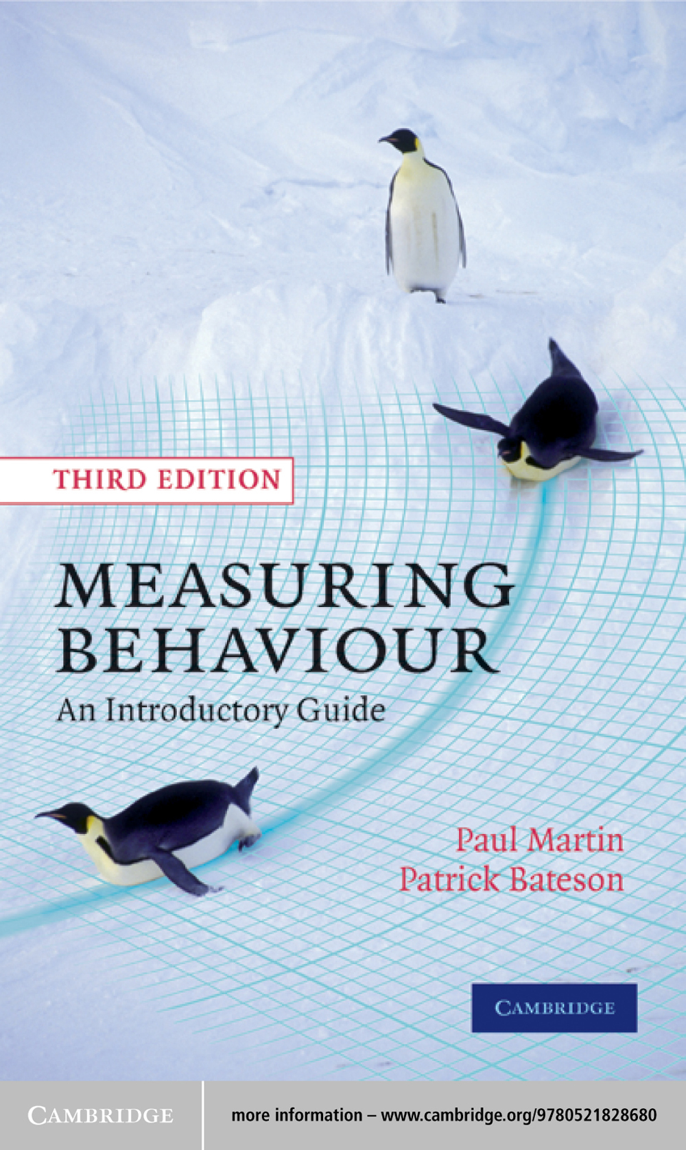 Measuring Behaviour An Introductory Guide