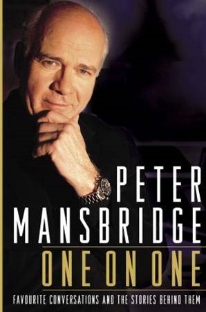 Peter Mansbridge One on One By: Peter Mansbridge