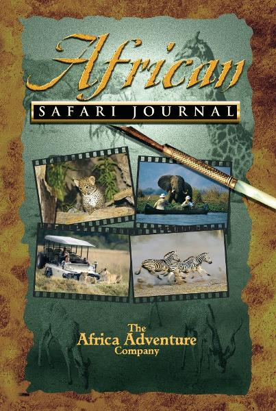 African Safari Journal By: Mark W. Nolting,Duncan Butchart