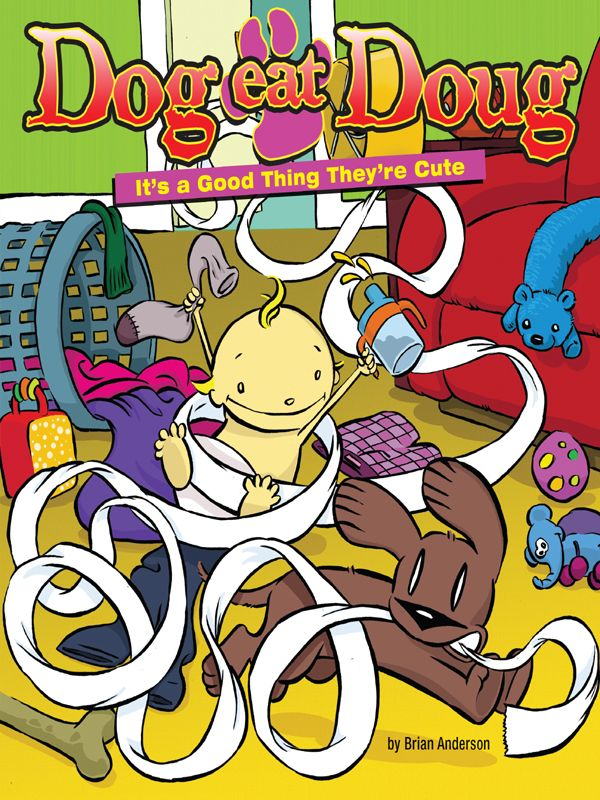 Dog Eat Doug: A Cartoon Collection