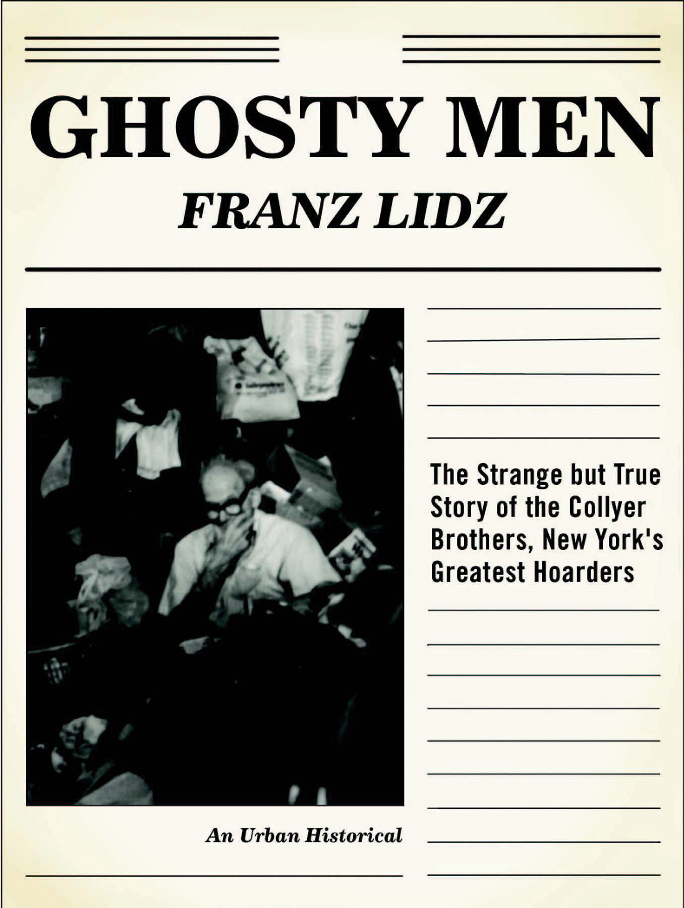 Ghosty Men By: Franz Lidz