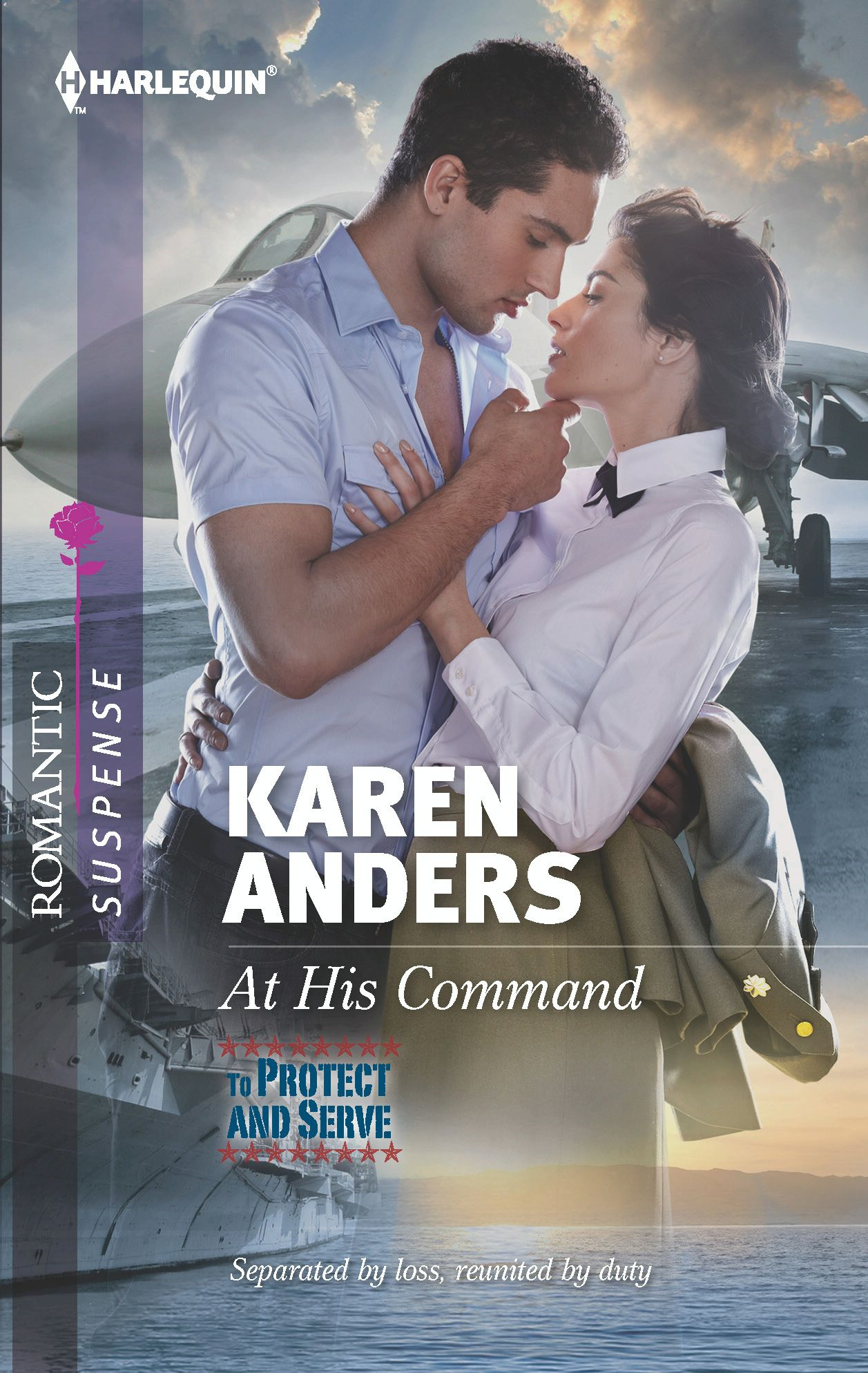 At His Command By: Karen Anders