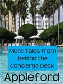 online magazine -  More Tales From Behind The Concierge Desk