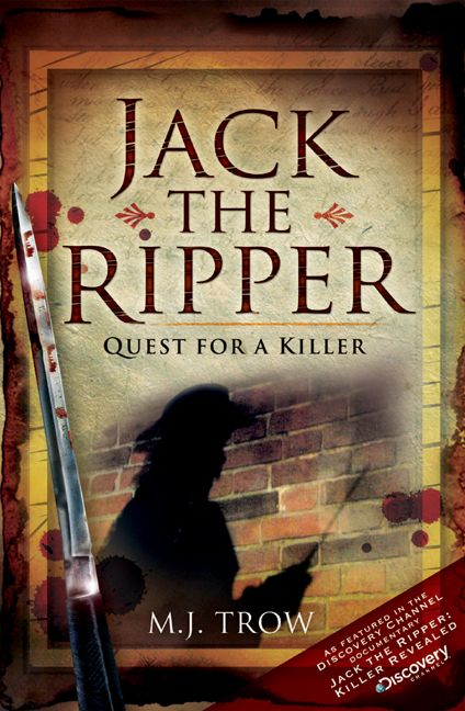 Jack the Ripper By: Trow, M.J.