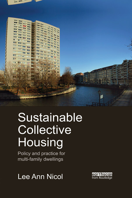 Sustainable Collective Housing Policy and Practice for Multi-family Dwellings