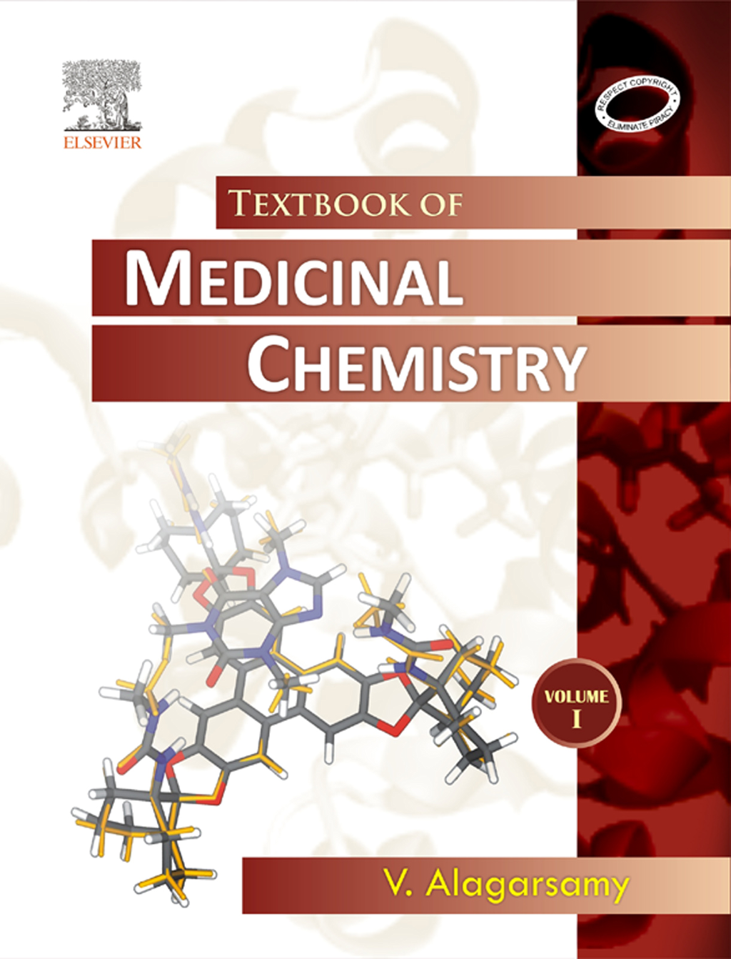 Textbook of Medicinal Chemistry Vol I
