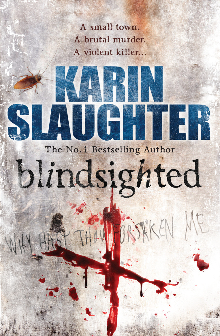 Blindsighted (Grant County series 1)