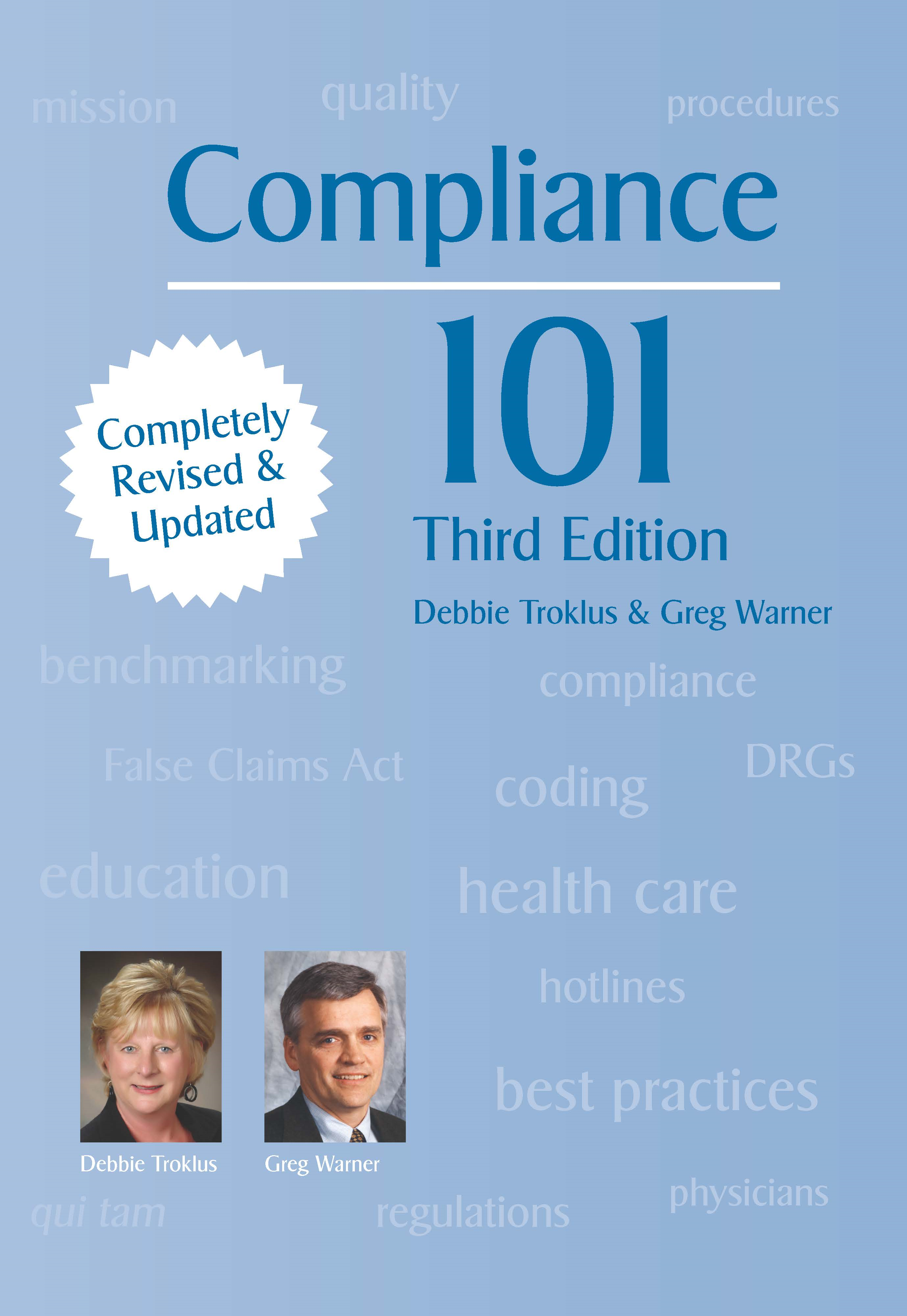 Compliance 101, Third Edition