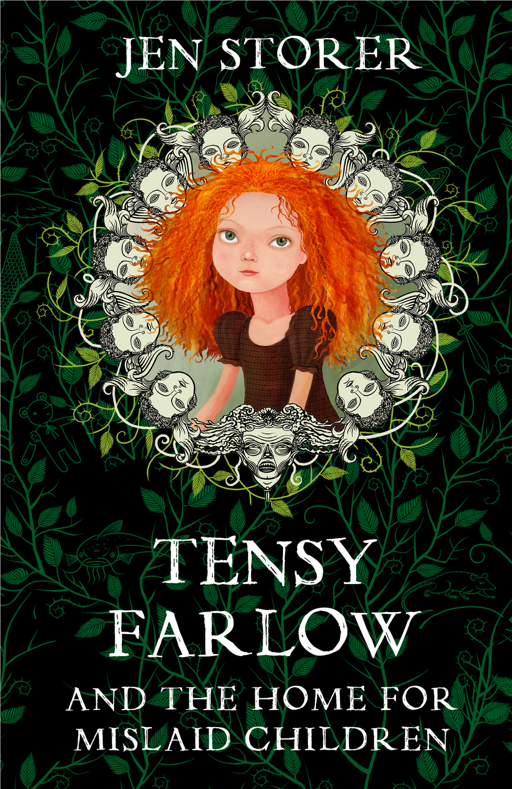Tensy Farlow and the Home for Mislaid Children By: Jen Storer