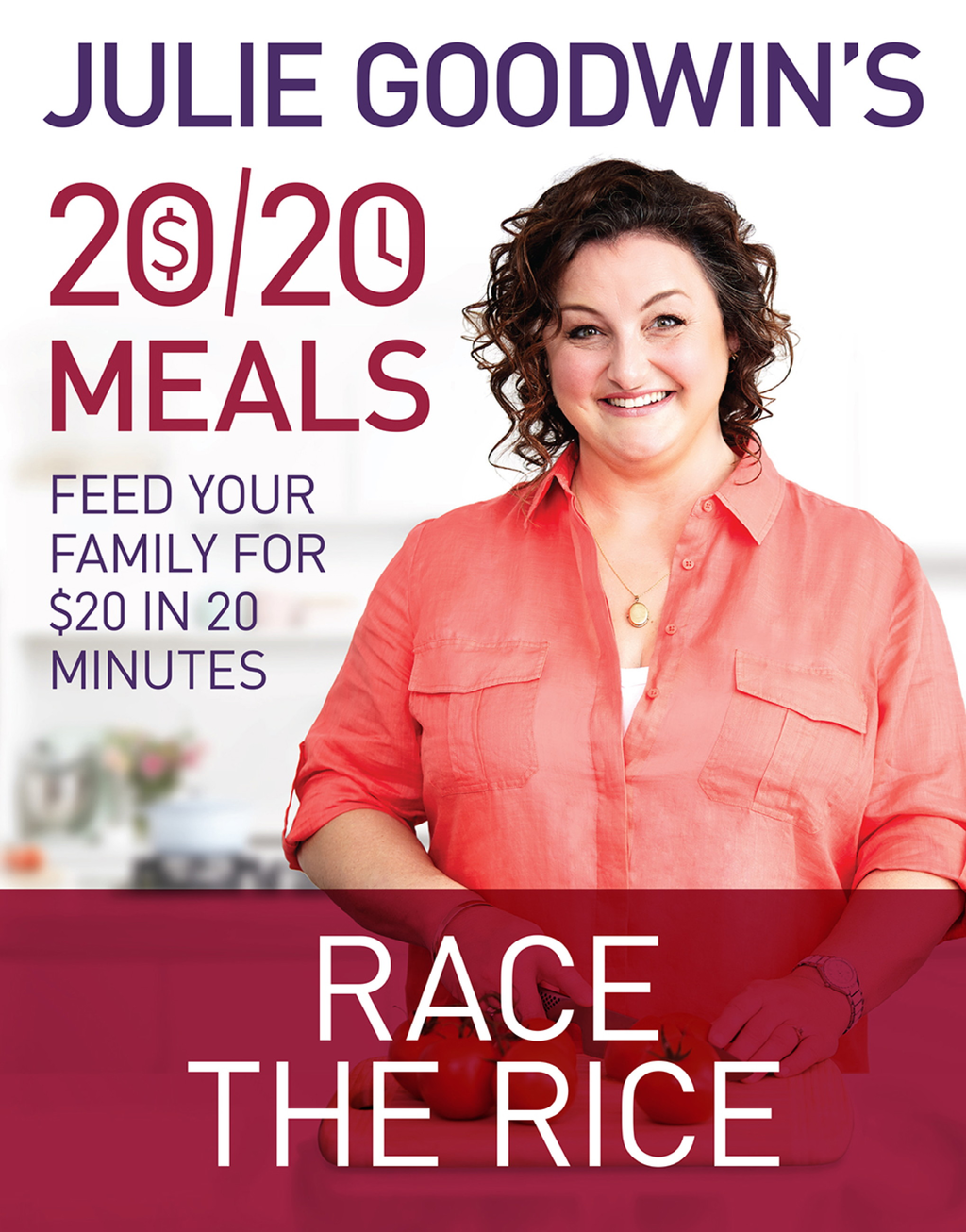 Julie Goodwin's 20/20 Meals: Race the Rice
