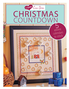 I Love Cross Stitch Christmas Countdown 5 Advent Calendars to Stitch
