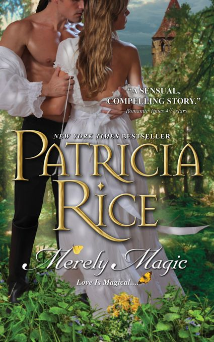 Merely Magic By: Patricia Rice