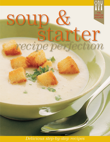 Hinkler Kitchen Soups & Starters Perfection