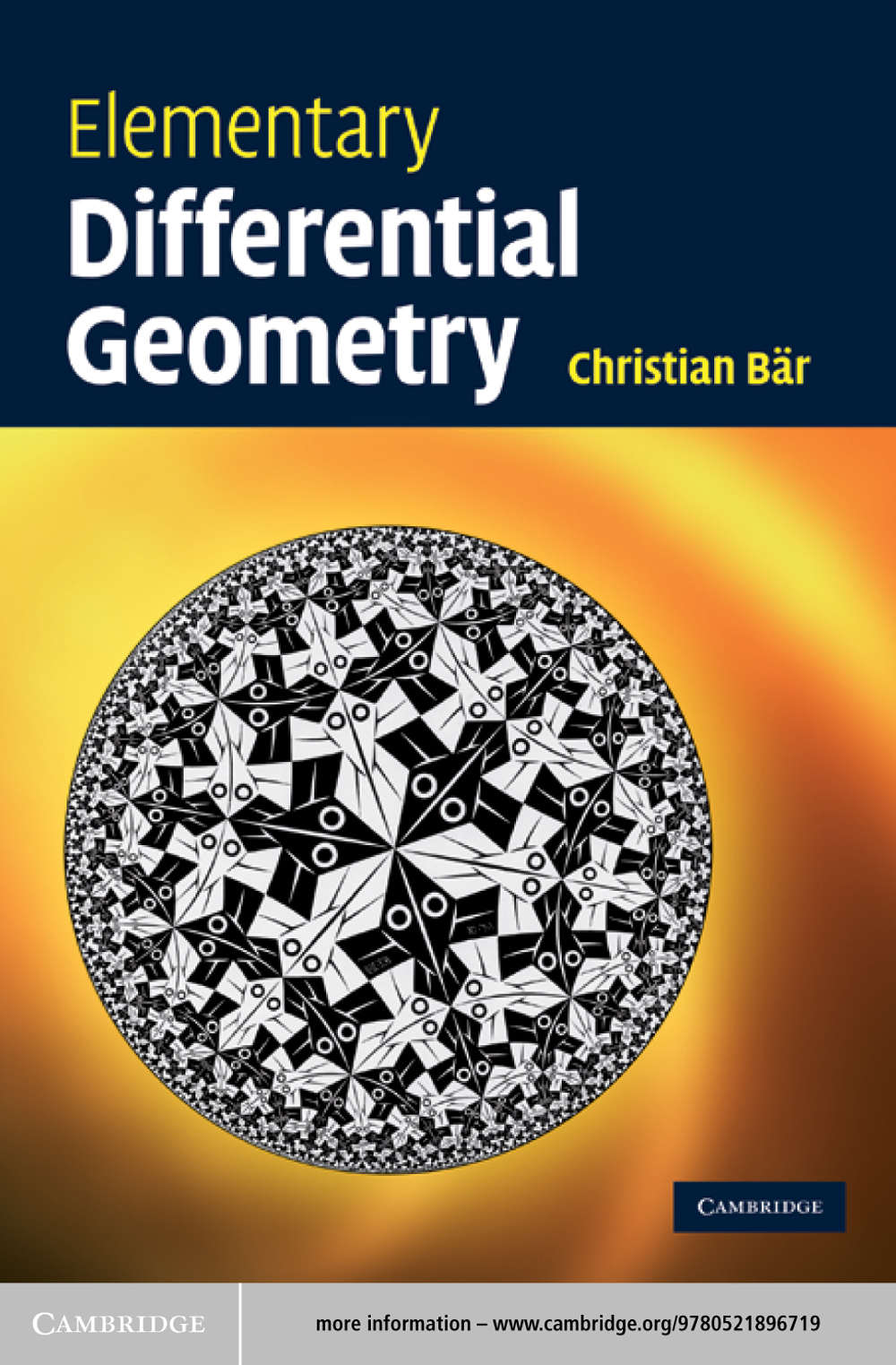 Elementary Differential Geometry