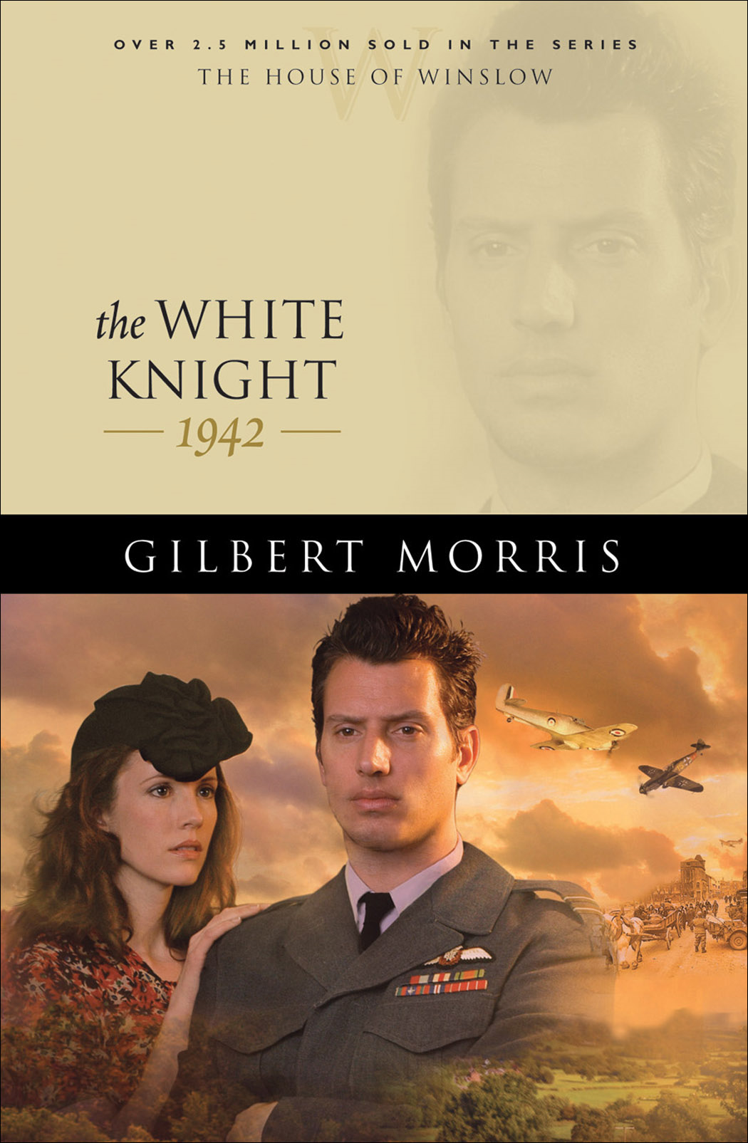 White Knight, The (House of Winslow Book #40)