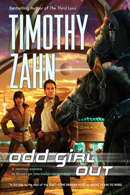 Odd Girl Out By: Timothy Zahn