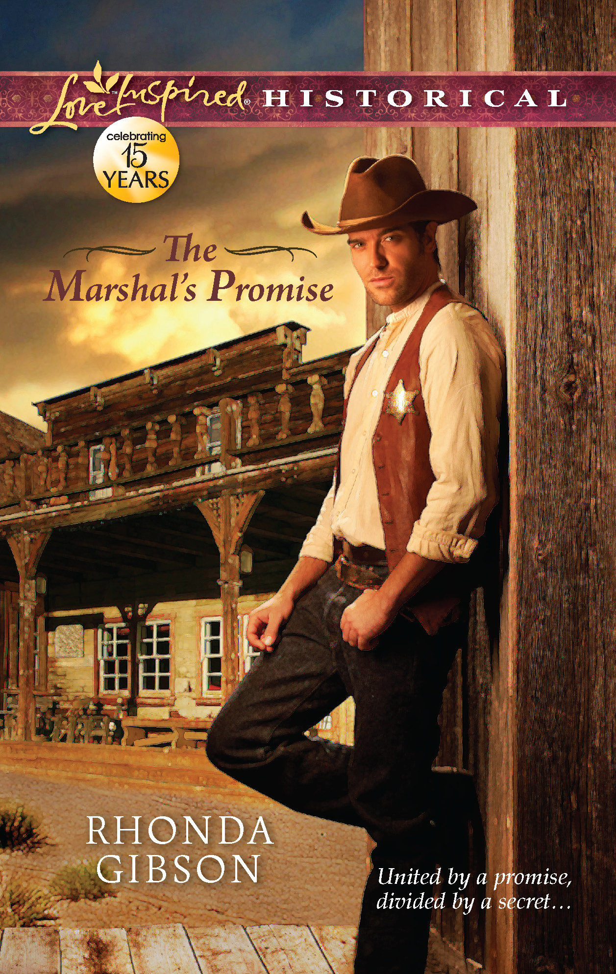 The Marshal's Promise By: Rhonda Gibson